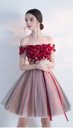 Indian Short Prom Dress