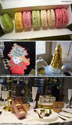 Macarons Ladurée: Onde comprar macaron em Paris