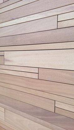 Exterior Wood Panels for Walls