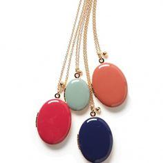 lockets from Scarlett Alley