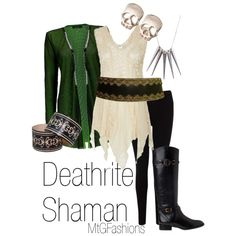 Deathrite Shaman - Womens by ledodge on Polyvore