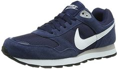 online store c6f97 e3045 Nike Md Runner, Nike Runners, Loafer Shoes, Loafers, Crampons, Bleu Marine