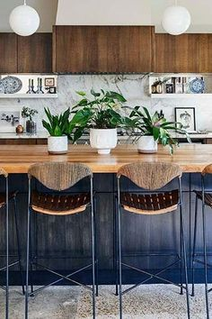 7 Kitchen Design Trends That Are Poised to Be Huge in 2018 #purewow #decor #home #renovation #kitchen #trends