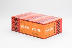 Víspera Coffee by Stockholm Design Lab, Sweden. #packaging #coffee