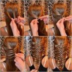 Hair Tutorial - Fishtail