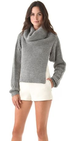 getting excited for chunky knits @31philliplim via @Shopbop
