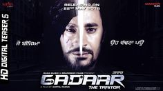 Harbhajan Maan released his latest album of punjabi movie songs Gadaar. Download harbhajan maan new punjabi songs just at single click without any membership in high audio quality of 320 kbps.