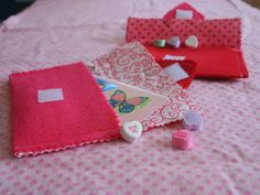 Felt Valentine Envelopes