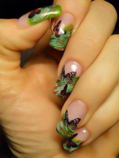 Amazing Nails | See more nail designs at http://www.nailsss.com/nail-styles-2014/