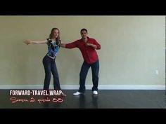 More Advanced Salsa Dance Moves - YouTube