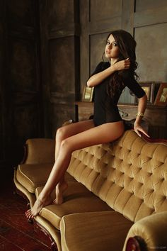 These legs are artwork : Photo