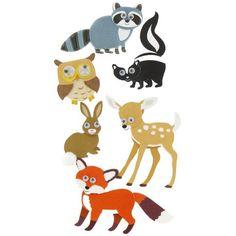 woodland animals illustration  *No*