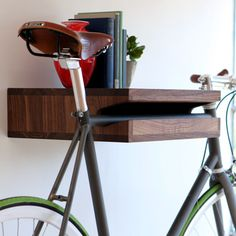 Gorgeous bike rack from Knife and Saw. Thanks, Portland Monthly.
