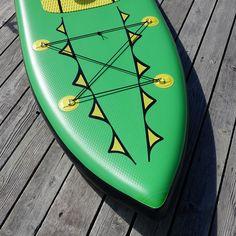 Fitness Row SUP 12′ from Oar Board®.