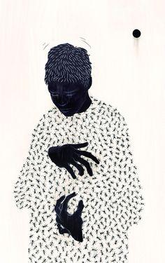 le mani che grattano sono perfette