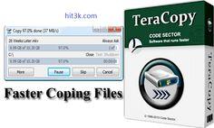 TeraCopy Crack 3.0 Alpha 4 INCL Serial Key