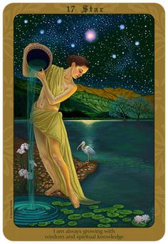 everyday goddess tarot