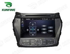 """﹩300.20. Quad Core Android 5.1 Car Stereo DVD Player GPS Navi For Hyundai IX45 /Santa Fe   Type - Automotive, Manufacturer Part Number - KF-V2008, Screen Size - 7"""", Unit Size - 2 DIN, Bundled Items - Additional Map(s), System - GPS Bluetooth Receiver, Display Type - Colour, Display Size - 8"""", Antenna - Built in, Unit Width - 35, Unit Depth - 26, Unit Height - 24, UPC - 708402994780"""