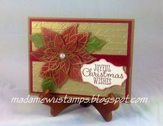 Stampin' Up! Joyful Christmas
