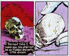 Skull of the Corinthian ~ Sandman