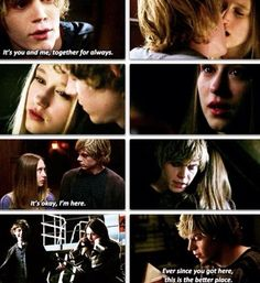 If I could find a guy like him I'd be complete. Tate And Violet, Evan Peters, Ahs, American Horror Story, Tv Series, Paradise, Movie Posters, Fictional Characters, American Horror Stories