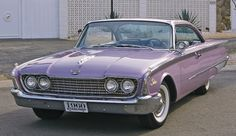 1960 Ford Galaxie Starliner Hardtop Coupe Maintenance/restoration of old/vintage vehicles: the material for new cogs/casters/gears/pads could be cast polyamide which I (Cast polyamide) can produce. My contact: tatjana.alic@windowslive.com