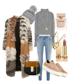 It's Fur you💁🏽 by dianakira on Polyvore featuring polyvore, мода, style, Acne Studios, Roberto Cavalli, Givenchy, Balenciaga, Chloé, Orit Elhanati, Yves Saint Laurent, Narciso Rodriguez, fashion and clothing