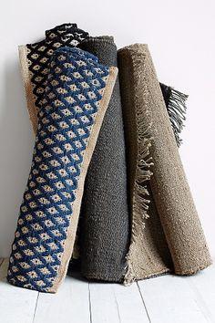 Ellos Home Matta Pomona 140x200 cm #elloshome #rugs #carpets