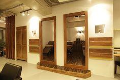 美容室 デザイン Arouse by afloat | Tracks 美容室の内装デザイン/店舗設計【トラックス】