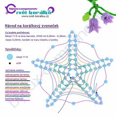 Seed Bead Jewelry 2017 - schema for small flower ~ Seed Bead Tutorials Best Seed Bead Jewelry 2017 schema for small flower Seed Bead TutorialsBest Seed Bead Jewelry 2017 schema for small flower Seed Bead Tutorials