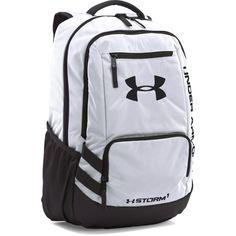 Under Armour UA Team Hustle Backpack – Underwear Models Adidas Backpack, Black Backpack, Travel Backpack, Backpack Bags, Cute Backpacks For School, College Backpacks, Sports Backpacks, Men's Backpacks, Black And White Backpacks