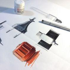 ID industrial design Sketching