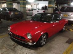 Fiat Spider 1968 Fiat 124 Sport Spider, Fiat 124 Spider, Out Cold, Cabriolet, Old Cars, Bella, Motorcycles, Wheels, Heart