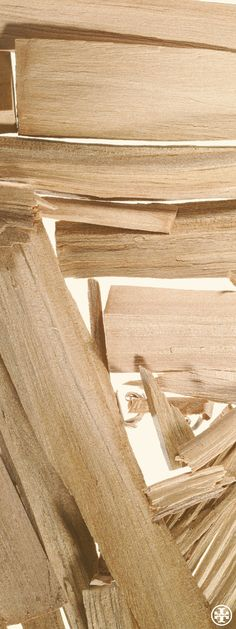 Sandalwood, a woodsy note
