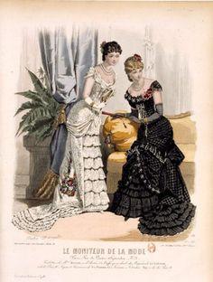 Ballgowns 1881