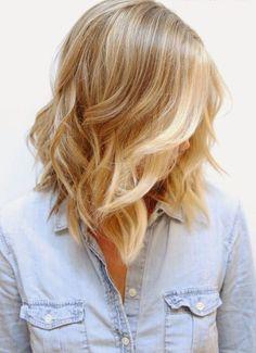 16 Pruebas de que todos los peinados se ven bien en cabello rubio