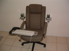 1000 images about computer chair on pinterest computer workstation gaming chair and gaming - Zero gee ergonomic workstation ...