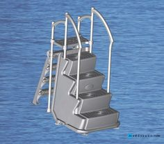 Swimming Pool:Swimming Pool Ladders U0026 Stairs Replacement Steps For Swimming Pool  Ladder Parts Inground Swimming Pool Ladders Above Ground Swimming Pool ...