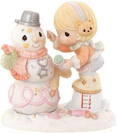 Scatter Joy Precious Moments Figurine Women's Gifts Precious Moments Christmas Precious Moments Figurines & Ornaments – Bronner's Christmas Wonderland | Kaboodle