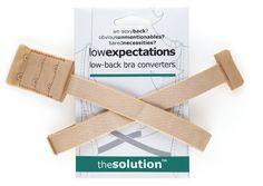 Low Expectations: Low Back Bra Converter (1 Piece) - Beige Fashion First Aid,http://www.amazon.com/dp/B00519BDV0/ref=cm_sw_r_pi_dp_EAkUsb0VPNKR92N6