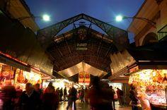 La Boqueria market in BCN