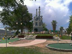 Great mini golf course in st george utah