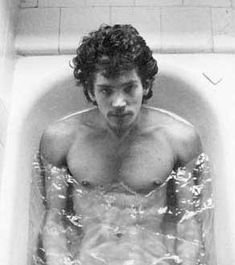 DON HERRON. Mapplethorpe - Tub Shot, 1976.