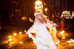 Photo from the 2013 Bram Stoker Festival Dublin, photo courtesy of Bram Stoker Festival Halloween Week, Halloween Festival, 30 Days Of Night, Bram Stoker, Dracula, Dublin, Ireland, Wedding Dresses, Vampires
