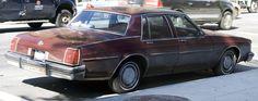 1983 Olds Delta 88 Royale - Oldsmobile 88 -