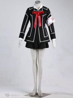 Japanese School Uniform Vampire Knight Day Class Girl Cosplay