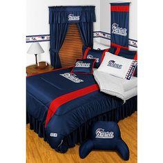 Sports Coverage New England Patriots Sideline Comforter - NFLShop.com > Is it okay to make a registry at nflshop.com?