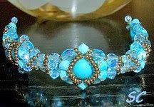 Pattern bijoux: Bracciale Happy