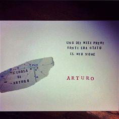 Incipit Notebook - L'isola di Arturo