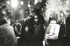 Bruce Davidson - Untitled, from Time of Change (Dancing by the Jukebox, Chicago), 1962